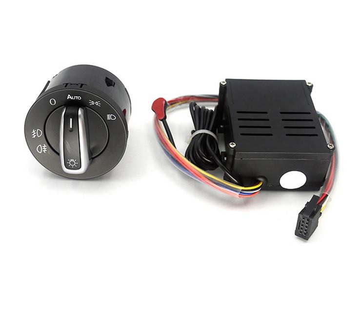 kit allumage automatique des phares pour vw golf 4. Black Bedroom Furniture Sets. Home Design Ideas
