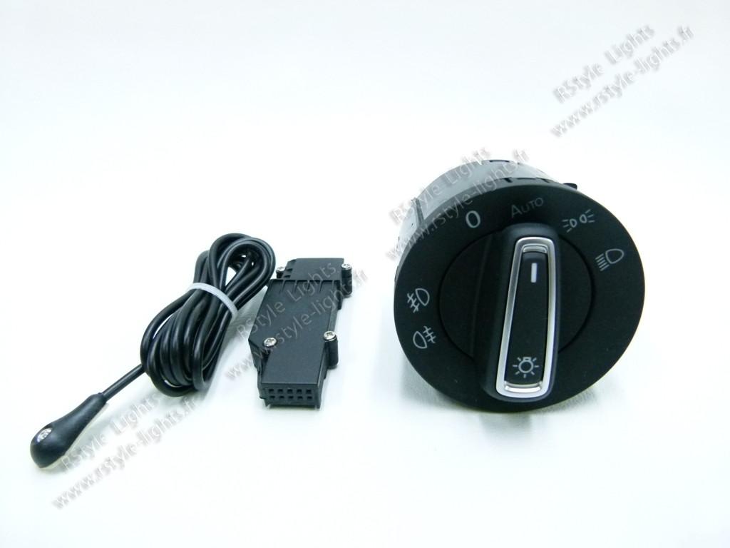 kit allumage automatique des phares pour golf 7. Black Bedroom Furniture Sets. Home Design Ideas