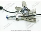 Kit Ampoules H7 Led Vision Compact avec Porte ampoule