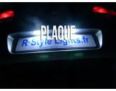 Eclairage de plaque à Led pour Seat Ibiza 6J Cupra/BocaNegra/FR