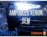 Ampoules de phare Xénon d'origine pour BMW serie 5 F10 F11