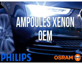 Ampoules de phare Xénon d'origine pour BMW X5 E53
