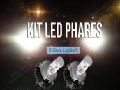 Kit Ampoules Led Vision - Seat Leon 1M