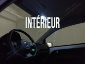 Pack Full Led intérieur Seat Mii