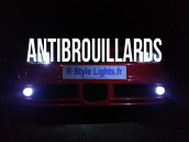 Pack Anti Brouillards Led pour Volkswagen Polo 6N1
