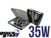 Kit Xénon HID 35W H11 - DSP/Quick Start - Ballast Slim