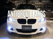 Pack Anti Brouillards Led pour BMW Serie 5 F10 F11