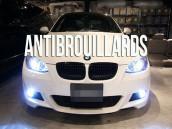 Pack Anti Brouillards Led pour BMW Serie 6 E63 E64