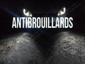 Pack Anti Brouillards Blanc Pur pour Volkswagen Tiguan 5N1