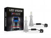 Kit Ampoules H4 Led Vision