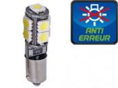 Ampoule Led H6W - Xtrem9 - Anti Erreur
