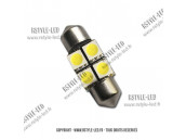 Ampoule Led Navette C3W - Double Light 4