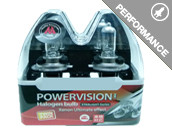 Ampoules H4 PowerVision+50