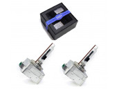Ampoules Xénon D1R Premium 5500K UV Burner +30