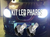 Kit Ampoules Led Vision - Seat Leon 2
