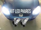 Kit Ampoules Led Vision - Volkswagen Jetta 1K