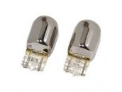 Pack ampoules W21W CHROME Blanc Xénon 6000K