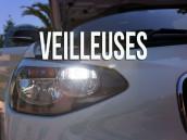 Veilleuses Blanc Pur pour BMW Serie 2 F22