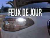 Feux de Jour Blanc Pur pour Bmw Série 1 F20,F21