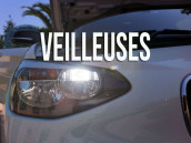 Veilleuses Blanc Pur pour BMW Z3