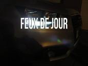 Feux de Jour Blanc Pur pour Audi A1