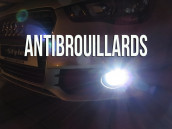 Pack Anti Brouillards Led pour Audi A4 B8 Facelift