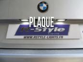 Eclairage de plaque à Led pour BMW X5 E70