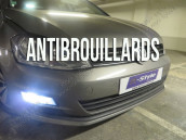 Pack Anti Brouillards Led pour Volkswagen  Golf 7