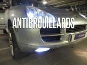 Pack Anti Brouillards LED pour Porsche Cayenne