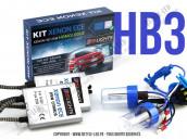 Kit Xénon ECE HB3 25W - Homologué - Anti Erreur