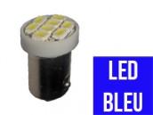Ampoule Led BLEU T4W - Front 8
