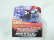 Pack 2 ampoules HB4 Effet Xénon - Mtec - Super White  - High Performance  80W