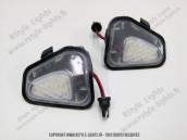 Blocs lampes Led d'éclairage accés Rétroviseur Volkswagen type Scirocco Passat CC