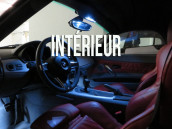 Pack Full Led intérieur BMW Série 3 E36