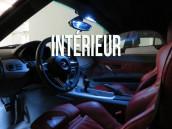 Pack Full Led intérieur BMW Serie 7 E38