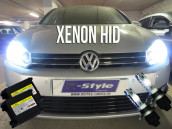 Kit Xénon HID pour Volkswagen Caddy Facelift