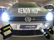 Kit Xénon HID pour Volkswagen Jetta Facelift