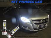 Kit Ampoules Led Vision Compact - VW Tiguan 5N1