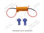 Résistance 50W Ampoule LED - Anti erreur