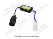 Module Résistance LED W5W - Anti erreur