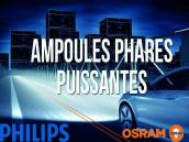 Pack Ampoules de Phares Performances pour Seat Alhambra