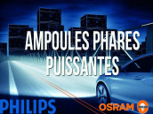Pack Ampoules de Phares Performances pour Audi A3 8P facelift