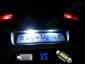 Eclairage de plaque d'immatriculation Audi Q7 2010-